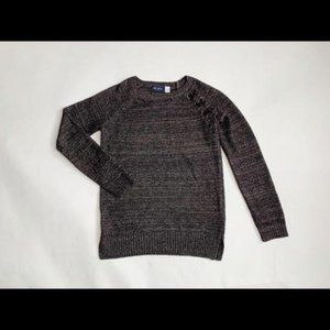 Children's Place Grey Sweater size XL